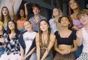 Grupo está no Brasil