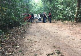 Corpo de motorista alternativo é encontrado dentro de veículo em Santa Rita
