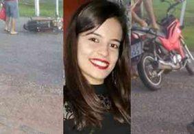 Filha de empresário morre em acidente de moto no interior da Paraíba