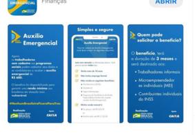 Auxílio emergencial de R$ 600 é pago para 1,6 milhão de pessoas nesta quarta (15); veja quem recebe