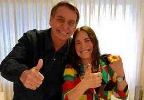Exoneração de Regina Duarte é publicada