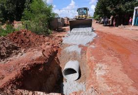 Governo Federal destina verbas para obras de saneamento em João Pessoa