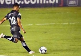 Botafogo-PB anuncia renovação com Marcos Aurélio