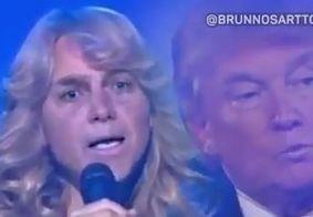 """Gerador de memes: """"Traição"""" de Trump transforma Bolsonaro em Mariah Carey"""