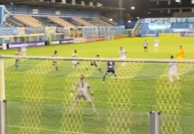 Treze faz bom jogo, mas é derrotado pelo Paysandu na Série C; veja o gol