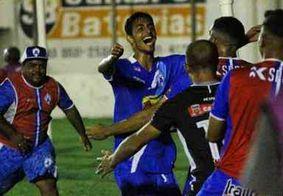 Atlético de Cajazeiras vence CSP e segue invicto no Campeonato Paraibano