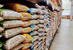 João Pessoa tem variação acima de 39% no preço da cesta básica