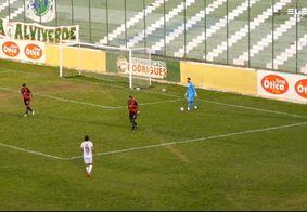 Liniker foi o nome da partida com dois gols