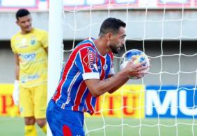 Com 4 gols marcados, atleta do Bahia não pede música no Fantástico e internet reclama