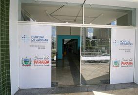 Covid-19: Hospital de Clínicas de Campina Grande atinge 100% de ocupação de leitos de UTI