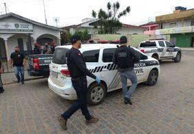 Operação prende três suspeitos de roubos e homicídio na Paraíba