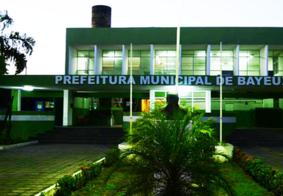 Tribunal de contas da PB pede intervenção estadual na Prefeitura de Bayeux