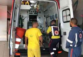 Criança vítima de descarga elétrica é socorrida para hospital de trauma de JP