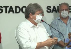 """""""É uma vacina segura, extraordinária"""", diz governador durante abertura da campanha de vacinação contra a Covid-19"""