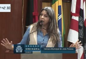 Vereadora de João Pessoa discursa contra vacinação de adolescentes