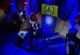 Os Fulano são os convidados do 'Bora Forrozar' desta sexta-feira (29) no Portal T5