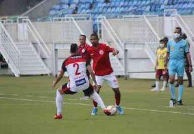 Fora de casa, Campinense empata sem gols com o América-RN