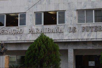 Sede da Federação Paraibana de Futebol