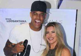 Léo Santana e Lorena Improta reatam namoro pela terceira vez