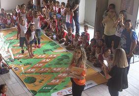 """""""O Presente de Cecília"""" encerra temporada com participação de mais de 22 mil crianças de escolas públicas"""