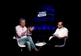 Confira na íntegra a entrevista de Ricardo Coutinho no 'Tambaú Debate'