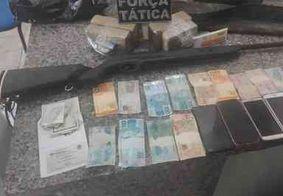 PM desmonta esquema do tráfico que levava drogas de Itaporanga para Piancó