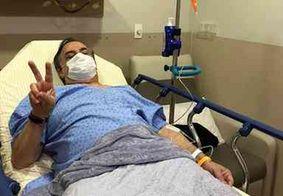 Cantor Ronnie Von é hospitalizado em São Paulo