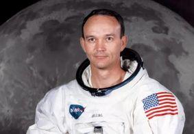 Morre piloto da nave espacial com primeira tripulação que pisou na Lua