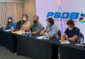 PSDB anunciou que vai apoiarRomero Rodriguesna disputa pelo Governo do Estado