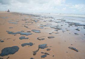 Fragmentos de óleo ainda poluem praias do Nordeste, diz Marinha