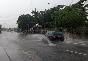Confira os principais pontos de alagamento em João Pessoa, após fortes chuvas