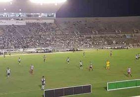 Em casa, Botafogo da Paraíba goleia Náutico em partida do Campeonato Brasileiro