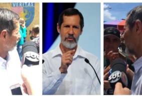 Eduardo Jorge diz que, na Paraíba, PV tem uma das principais candidaturas do país