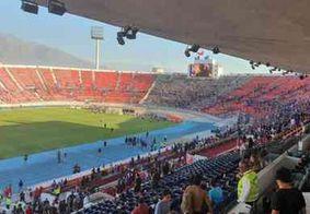 Por segurança, Conmebol muda horário de jogo do Inter na Libertadores
