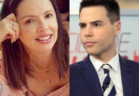 Luiz Bacci promete ligar para os pais de 'Bel para Meninas' ao vivo no Cidade Alerta; veja