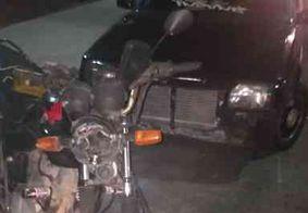 Homem suspeito de embriaguez é preso após atropelar motoboy e tentar fugir