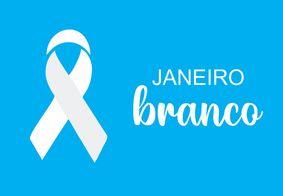 Janeiro Branco: campanha é dedicada ao cuidado com a saúde mental