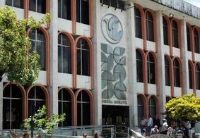 Sede da Assembleia Legislativa da Paraíba, em João Pessoa.