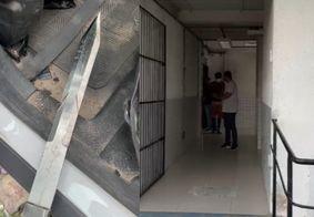 Homem é preso após atacar companheira com espada, na Grande João Pessoa