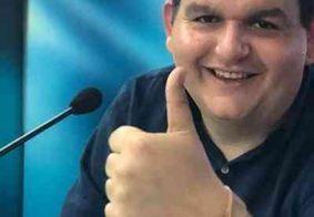 Radialista Fabiano Gomes não precisará mais se apresentar mensalmente à Justiça