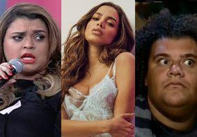 Vaza áudio de Anitta explicando famosa treta com Gominho, Pabllo Vittar e Preta Gil; ouça