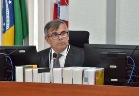 Joás de Brito toma posse como novo presidente do Tribunal Regional Eleitoral da Paraíba
