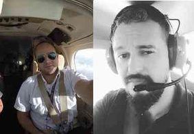 Identificados corpos de pilotos que estavam no avião com Gabriel Diniz