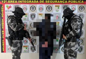 Polícia prende suspeito de estuprar jovem na frente dos pais na Paraíba