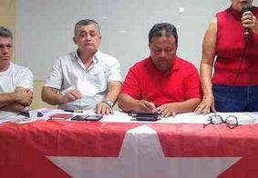 Em reunião, dirigentes nacionais discutem estratégias do PT para eleições em municípios paraibanos