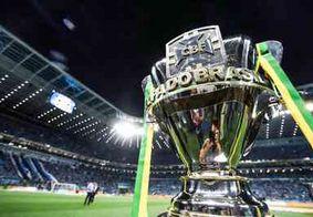 Botafogo e Treze conhecerão adversários na Copa do Brasil; sorteio acontece hoje
