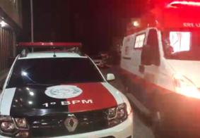 Tiroteio no Mercado Central de João Pessoa termina com três feridos; veja