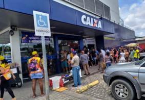 Caixa abre duas horas mais cedo para atendimento do auxílio emergencial nesta segunda (4)
