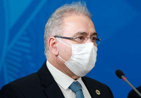 Ministro da Saúde desembarca nesta sexta (16) na Paraíba