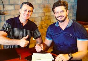 Ex-BBB Marcos Harter lança pré-candidatura a deputado pelo PSC